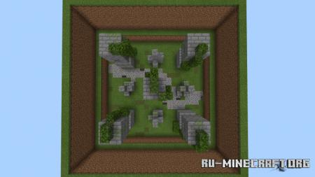 Скачать Rainbow Lucky Block Race для Minecraft PE