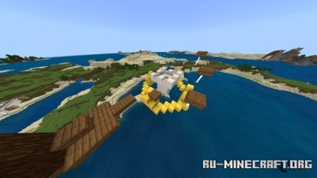 Скачать Timed Parkour Practice для Minecraft PE