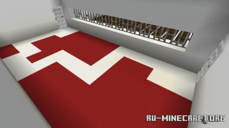 "Скачать Cooperative Map ""White and Bright"" для Minecraft PE"