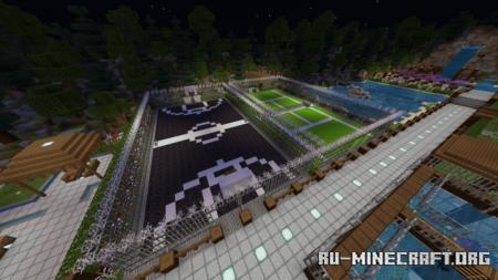 Скачать Libbywolf1617's Mansion для Minecraft PE