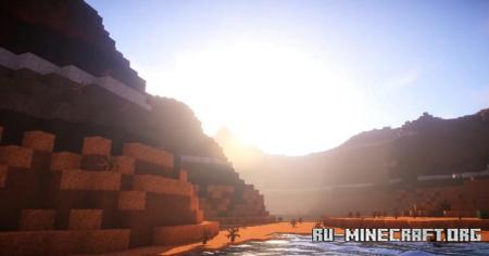 Скачать Natural Realism для Minecraft 1.16