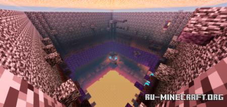 Скачать Tower Of Nether для Minecraft PE