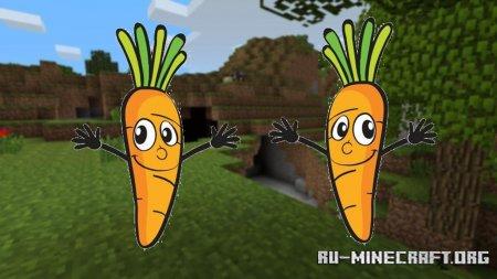 Скачать The Veggie Way для Minecraft 1.16.2