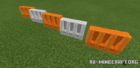 Скачать Road Stuff для Minecraft PE 1.16
