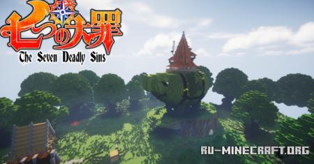 Скачать Nanatsu no Taizai - Boar Hat для Minecraft