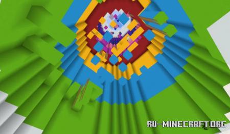 Скачать Tower of Hell by Sylverye01 для Minecraft