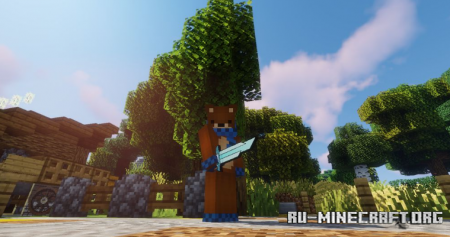 Скачать Light Resource для Minecraft 1.16