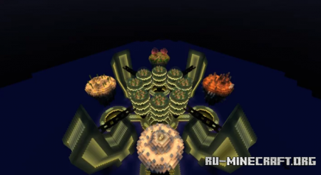 Скачать Big Water Base by VEKY для Minecraft