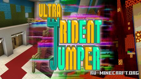 Скачать Ultra Trident Jumper для Minecraft