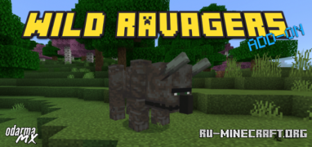 Скачать Wild Ravagers для Minecraft PE 1.16