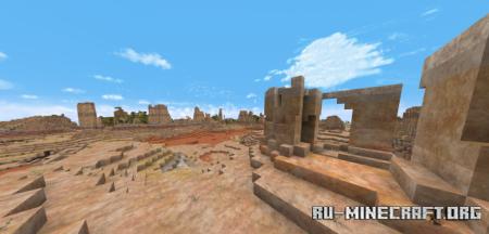 Скачать Thine Explorer's Pack Revival [32x] для Minecraft 1.16