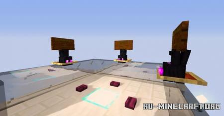 Скачать Parkour by Green Lizard для Minecraft