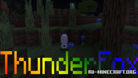 Скачать Elementals Foxes для Minecraft PE 1.16