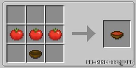Скачать Tomato для Minecraft 1.15.2