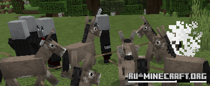 Скачать The Wandering Illager для Minecraft PE 1.16