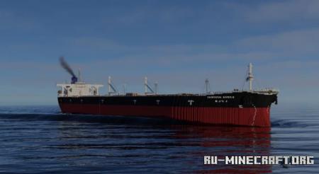 Скачать Ulcc Seawise Giant для Minecraft
