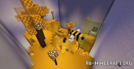 Скачать Parkour by JuliaLopes0404 для Minecraft