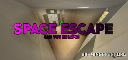 Скачать Space Escape для Minecraft PE