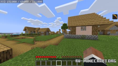 Скачать Lukas' Java Parity Pack для Minecraft PE 1.16