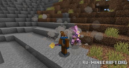 Скачать Jojo's Stand для Minecraft 1.14.4