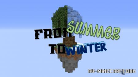 Скачать From Summer to Winter для Minecraft