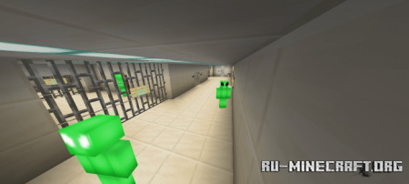 Скачать Alien Base Escape – Sequel of Space Escape для Minecraft PE