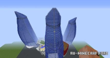 Скачать Amazing Building by Shabi для Minecraft