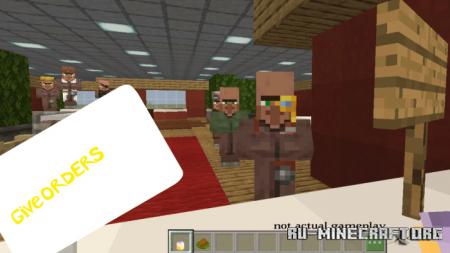 Скачать Quick Food для Minecraft PE