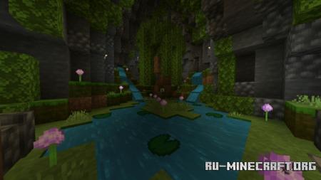 Скачать Coral [16x16] для Minecraft PE 1.16