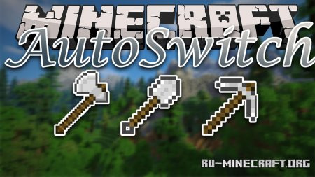 Скачать AutoSwitch для Minecraft 1.16.2