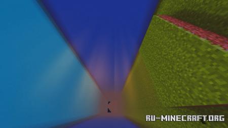 Скачать The Sideways Map для Minecraft PE