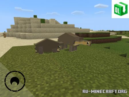 Скачать Amazing Wildlife для Minecraft PE 1.14