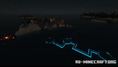 Скачать Underwater Base by rtng для Minecraft