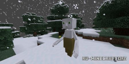 Скачать Creepy Phenomenon для Minecraft PE 1.16