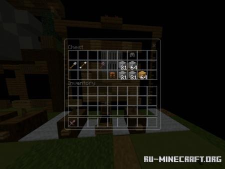 Скачать 7 Minigames For Pvp Practice для Minecraft PE