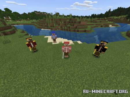 Скачать Pirates для Minecraft PE 1.16