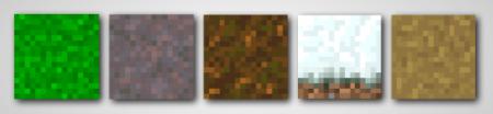 Скачать Trivial Tweaks [16x16] для Minecraft PE 1.13