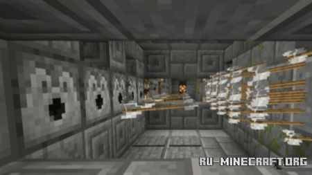 Скачать Secured Redstone Base для Minecraft PE