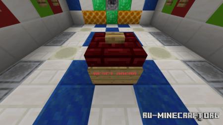 Скачать The Arena by likhis для Minecraft PE