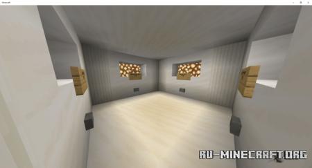 Скачать Boily's PvP Map для Minecraft PE