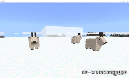 Скачать Mountains Concept для Minecraft PE 1.16