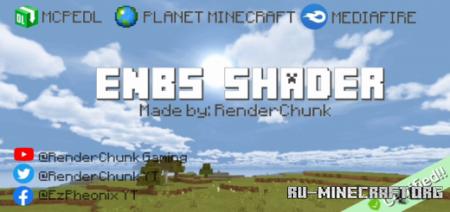 Скачать ENBS Shader для Minecraft PE 1.16