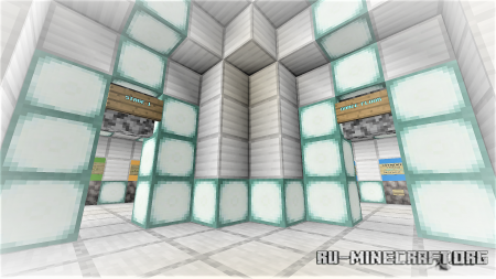 Скачать 10 Seconds by CHRIS6D для Minecraft