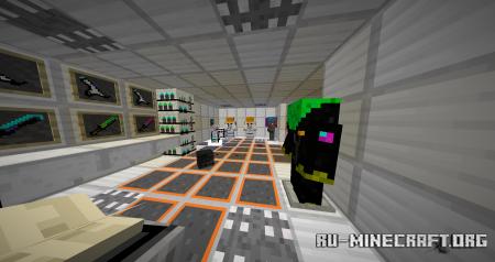 Скачать Planet M4RS Rescue для Minecraft