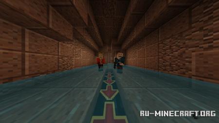 Скачать THotD4 Chapter 2 Lost для Minecraft PE