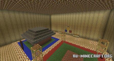 Скачать The Heist by GhostAdmiral для Minecraft