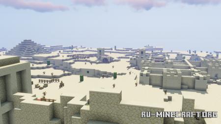 Скачать The Mirage Site для Minecraft