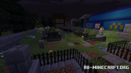 Скачать Cursed Reality для Minecraft