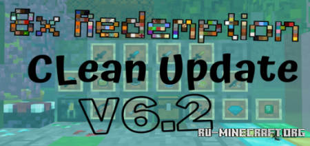Скачать Redemption PvP Pack [32x32] для Minecraft PE 1.16