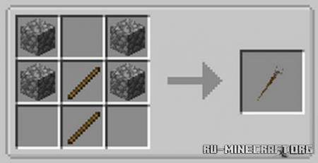 Скачать Wizard Staff для Minecraft 1.15.2